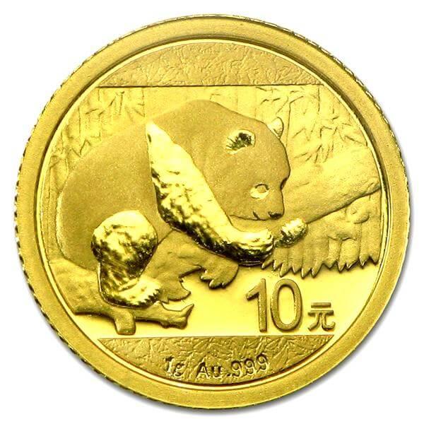 パンダ金貨