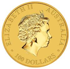 カンガルー金貨 1オンス2