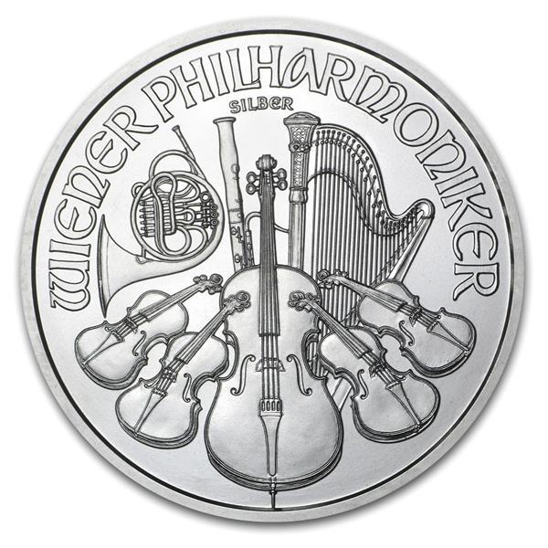 ウィーン銀貨1